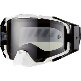 Leatt Velocity 6.5 Anti Fog Laskettelulasit, black/white
